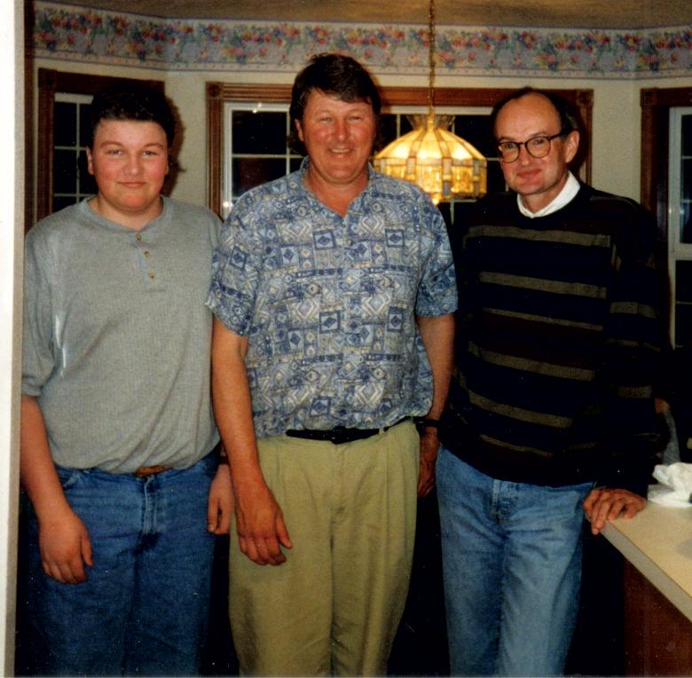 Erik in 1996.