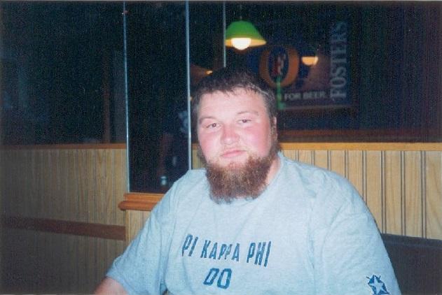 Erik in 2000.
