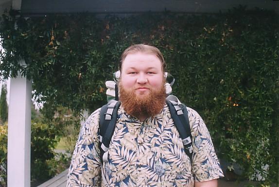 Erik in 2003.