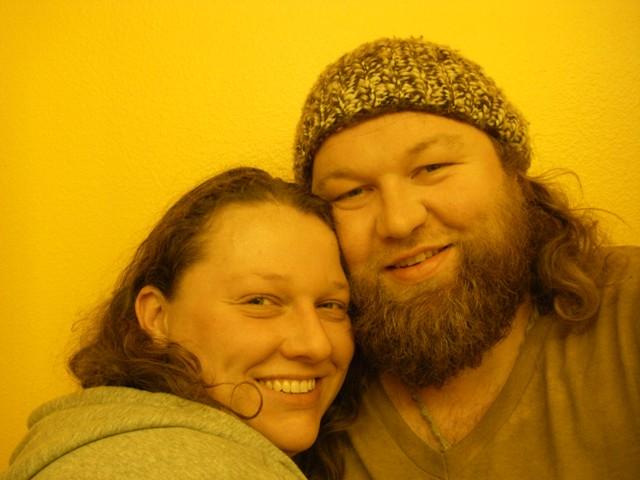 Amanda and Erik in 2010.