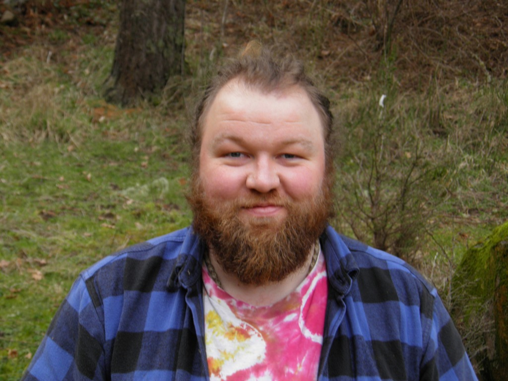 Erik in 2011.