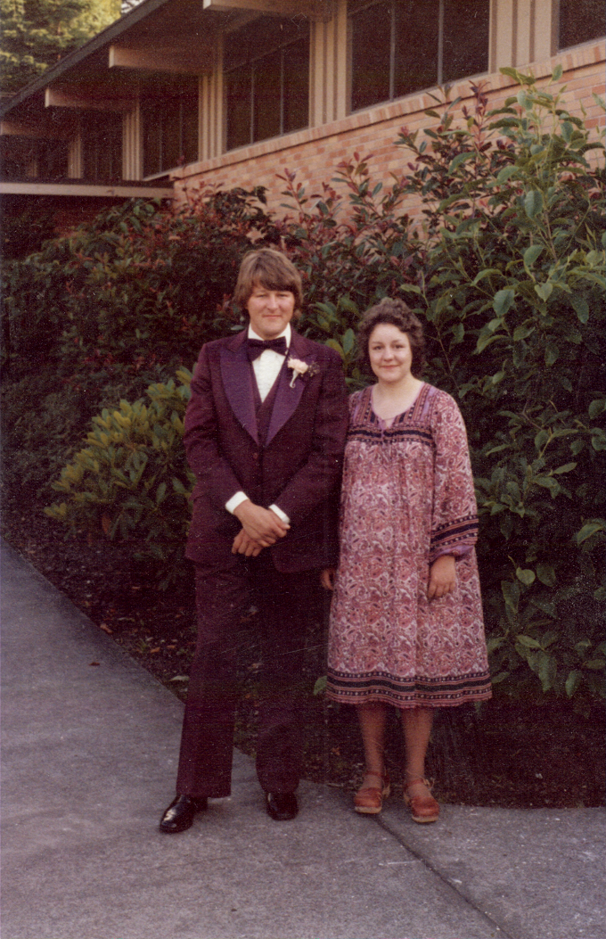 Erik's parents, Frank and Denise.